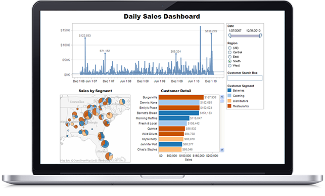 The Leader in Tableau Consulting | BI Insights